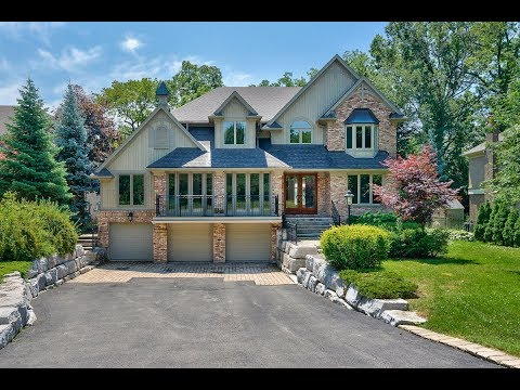 1026 Mississauga Heights Dr., Mississauga | Erindale Masterpiece | For Sale By The Papousek Team