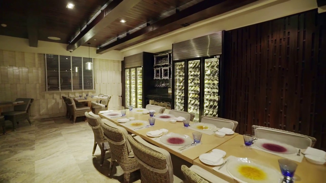 Cucina Italiana Tv Show Ottimo Cucina Italiana Luxury Dining At Itc Grand Chola Chennai