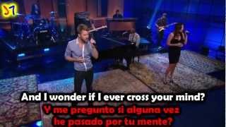 Lady Antebellum - Need You Now (english - spanish) lyrics / Subtitulado en ESPAÑOL & INGLES