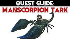 Dark Souls 2: Quest Guide Manscorpion Tark