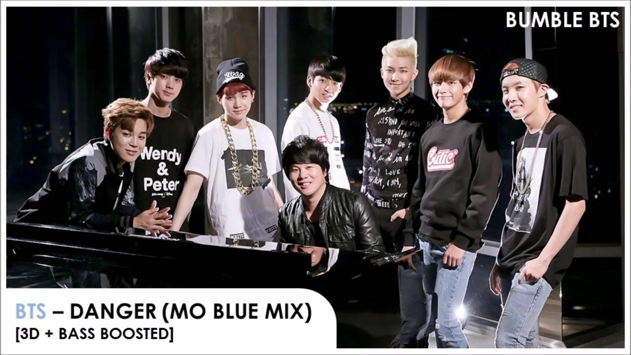 Download MP3 - [3D+BASS BOOSTED] BTS (방탄소년단) - DANGER