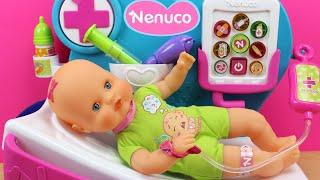 Muñeca Bebé Nenuco - Juguetes de Nenuco en español con traductor de lloros