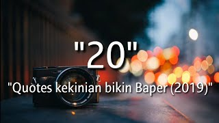 Kata Kata Bijak atau Quotes Caption Kekinian Banget Bikin Baper Story Wa 2K19