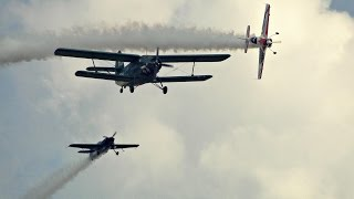 Artur Kielak & Jurgis Kairys [FULL HD] - Piknik Lotniczy Bielsko- Biała 2014