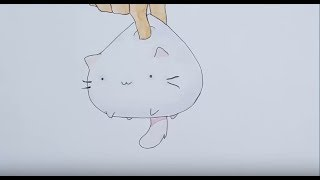 HOW TO DRAW A CUTE KAWAII CAT | DRAWING TUTORIAL | TGE ENTERTAINMENT
