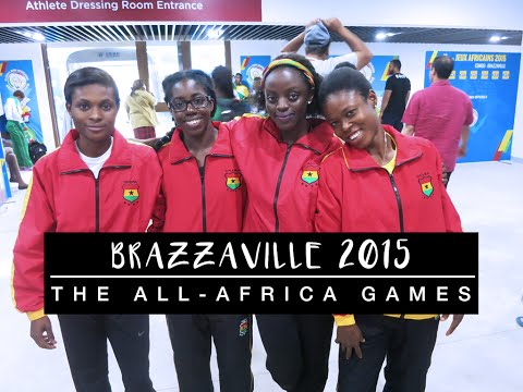 ALL-AFRICAN GAMES 2015 | activelygemma