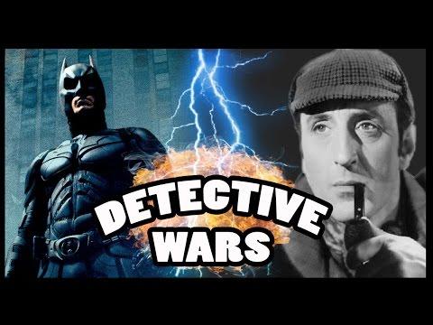 BATMAN vs SHERLOCK HOLMES - Detective Wars