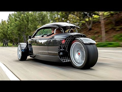AMAZING 3 WHEELED VEHICLES YOU MUST SEE