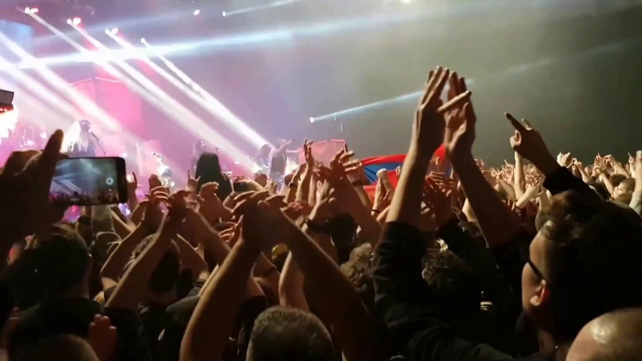 Sabaton The Last Tour March