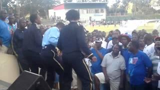 dynamos fc vs black mambas fc full time 29 march 2013