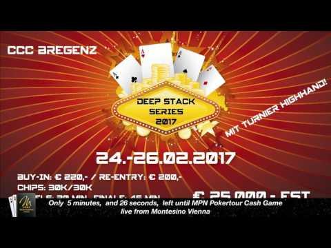 MPN Vienna Cash Game Adventure 2/8