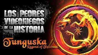 Los Peores Videojuegos de la Historia: Junguska
