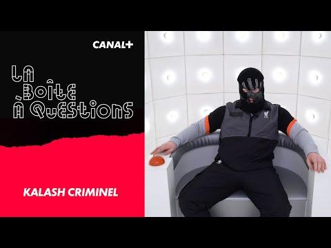 Youtube: La Boîte à Questions de Kalash Criminel – 20/11/2020