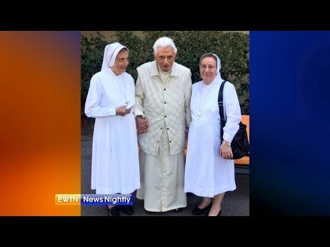 Pope Emeritus Benedict Speaks - ENN 2018-02-07
