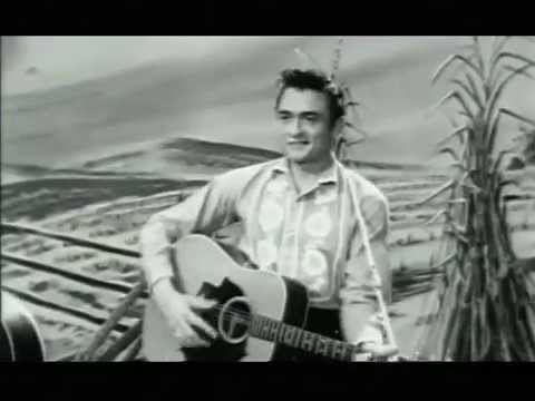 Johnny Cash MTV segment