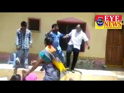 Telangana local body chief 'kicks' woman in chest over land dispute Police