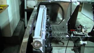 65 Mustang Restoration Part 13 Mail call, torque box install and heater box rebuild