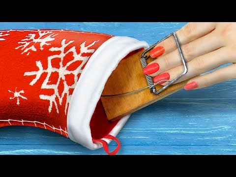 11 Weird DIY School Supplies / Christmas Style Stationery
