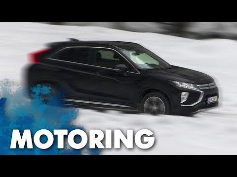 BMW 630d GT, Mitsubishi Eclipse Cross a VAM Security: Motoring 7/2018