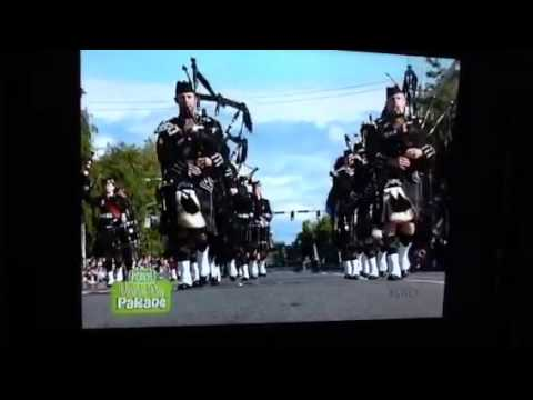 Canadian Scottish Regiment and Regimental Association Pipes