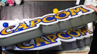 Rozpakowanko Capcom Home Arcade (BO DZIŚ STREAM O 19:00!)