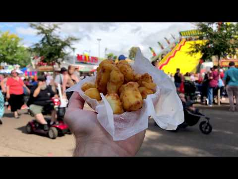 A Walk Around the 2018 Minnesota State Fair