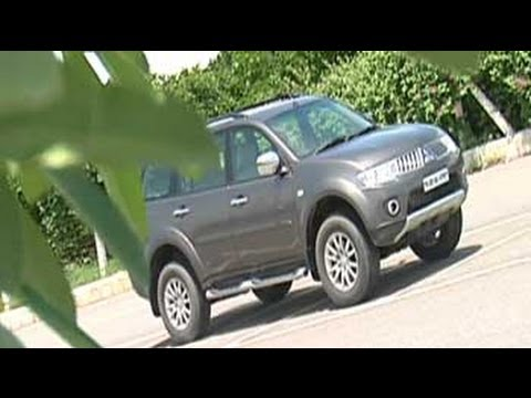 CNB reviews Mitsubishi Pajero Sport