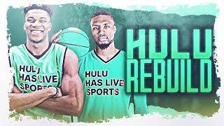 Hulu Has Live Sports...