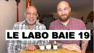 Le Labo Baie 19 REVIEW with Gabriel + 15ml Travel Spray GIVEAWAY (CLOSED)