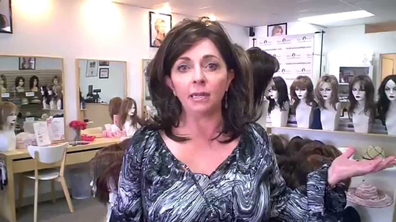 Donna Is The Wig Expert At Our Thousand Oaks Ca Store Youtube