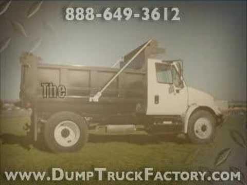 Used Gmc Topkick C6500 Dump Truck For Sale Youtube
