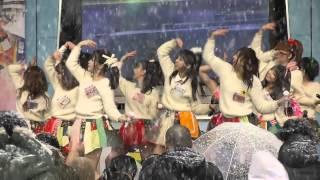 平和島で行われたライブの3回目です。雪の中で行われた伝説のライブで...