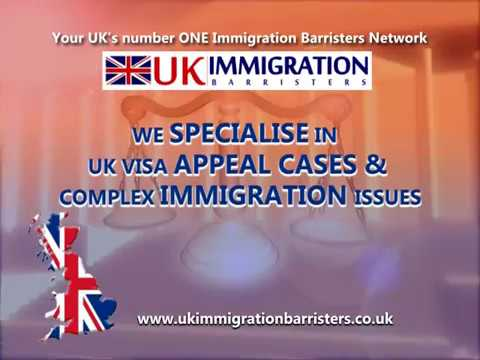 TV COMMERCIAL | UK IMMIGRATION BARRISTERS | SOLICITOR LAW FIRM ADVERT PROMO