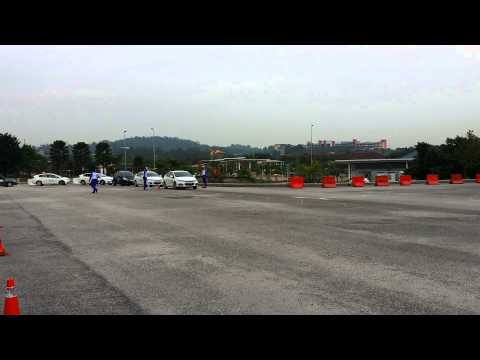 Honda Safety Driving Course 2015