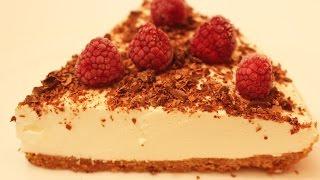 Творожный торт без выпечки - Готовим вкусно и красиво