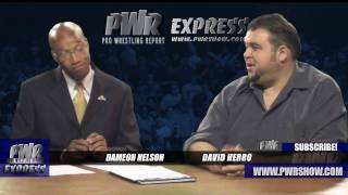 nWo to TNA? Knoxx Underrated? WWE RAW Guest Hosts? Hogan/WCW? Express 10/8/09