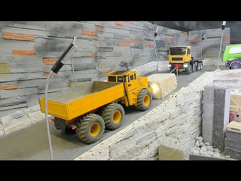 RC MACHINES |  STRONG WORK AT THE RC CONSTRUCTION SITE |