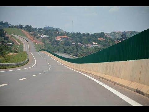 Download Vintange Entebbe Express Highway Busega to Entebbe International Airport and back