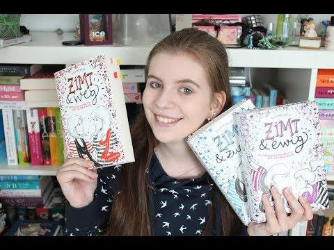 Zimt und ewig: Die vertauschten Welten der Victoria King (Zimt-Trilogie 3) YouTube Hörbuch Trailer auf Deutsch