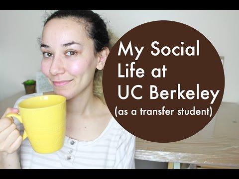 My Social Life at UC Berkeley as a CC Transfer