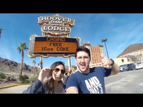 Trip to Los Angeles/ Las Vegas 2016 | Go Pro Hero 3 | 1080p HD