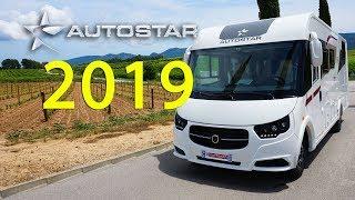 Autostar 2019 - Anteprime camper - Motorhome Preview