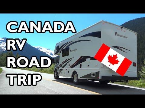 Canada RV Road Trip - 2016