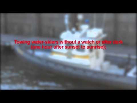 Criminal offences I www.aceboater.com
