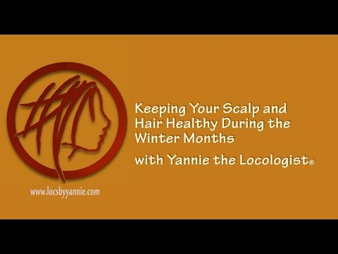 Keeping Your Scalp and Hair Healthy During The Winter Months