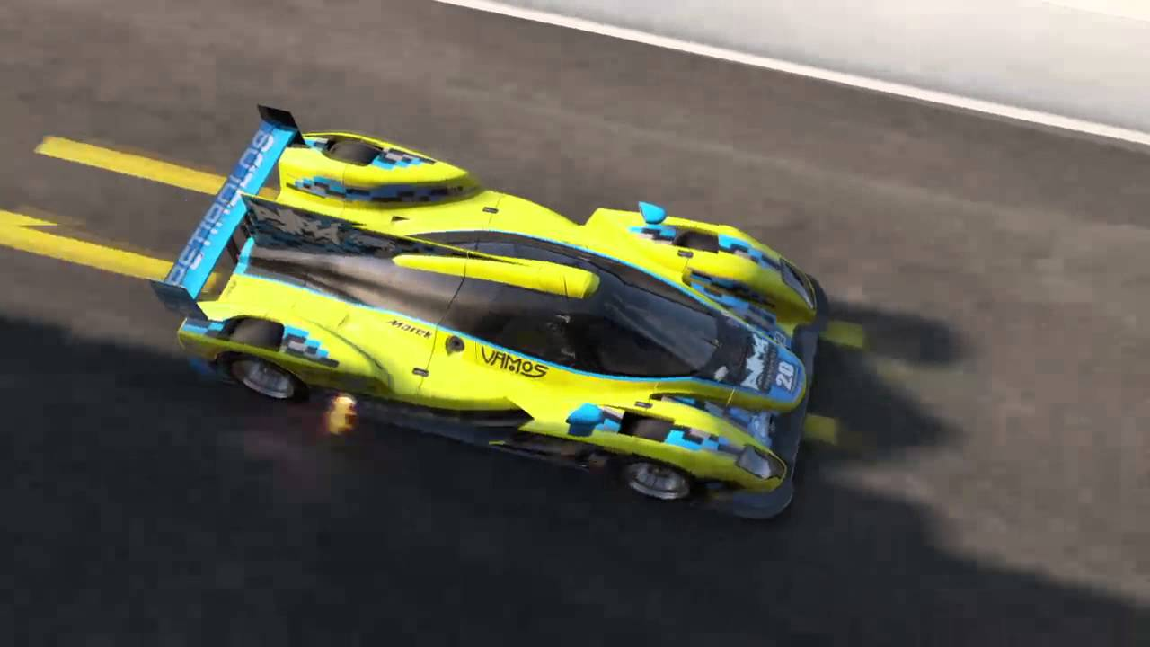 24h le mans project cars ps4 live broadcast assists off youtube. Black Bedroom Furniture Sets. Home Design Ideas