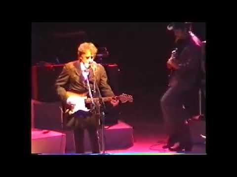 Bob Dylan  Cold Irons Bound , San José, California November 14  1997