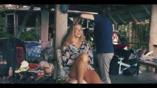 Tahitian Lime Swimwear - Island Myth Photo Shoot BTS Part 1 (Reef Encounter)