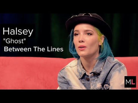 Halsey 'Ghost' Song Explanation