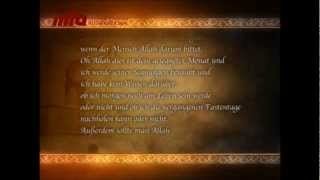 Mirza Ghulam Ahmad (as) schreibt für Ramadan (Fastenmonat)